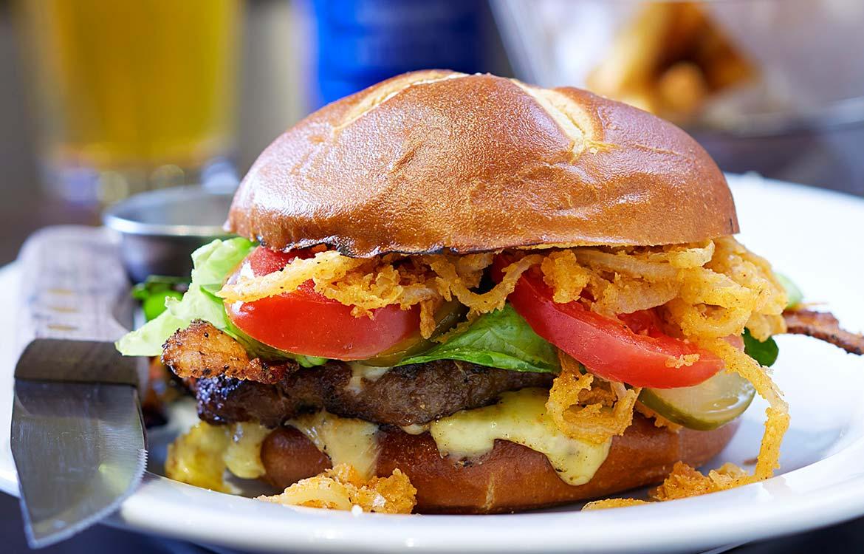 BLVD Burger
